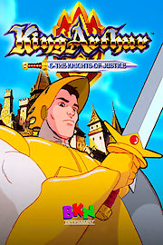 King Arthur and the Knights of Justice
