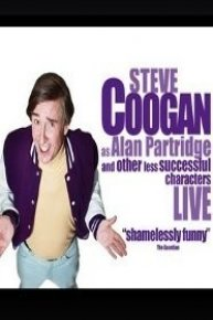 Steve Coogan As Alan Partridge and Other Less Successful Characters: Live