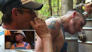 Watch Moonshiners Season 7 Episode 104 - Shiners on Shine: Fa...Online