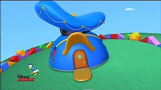 Watch Mickey Mouse Clubhouse Season 4 Episode 18 - Donald's Brand New C... Online