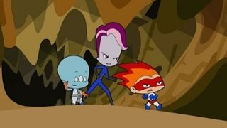 Watch The New Adventures of Nanoboy Season 1 Episode 25 - Three's a crowd/Scab Online