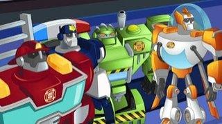 Watch Transformers: Rescue Bots Season 4 Episode 1 - New Normal Online