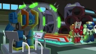 Watch Transformers: Rescue Bots Season 4 Episode 2 - Bridge Building Online