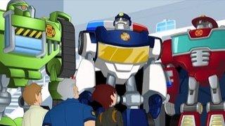 Watch Transformers: Rescue Bots Season 4 Episode 6 - Vanishing Returns Online