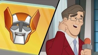 Watch Transformers: Rescue Bots Season 4 Episode 11 - Part-Time Heroes Online