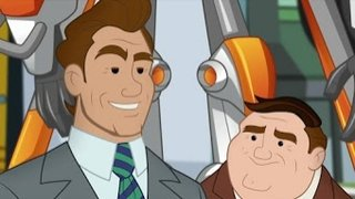 Watch Transformers: Rescue Bots Season 4 Episode 14 - Hot Rod Bot Online