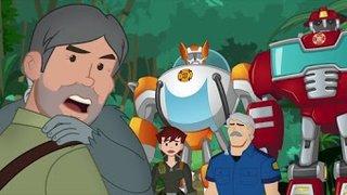 Watch Transformers: Rescue Bots Season 4 Episode 15 - King Burns Online