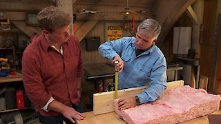 Watch Ask This Old House Season 14 Episode 18 - Overflow; Antique Fi... Online