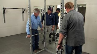 Watch Ask This Old House Season 14 Episode 26 - Doorbell, Home Gym, ... Online