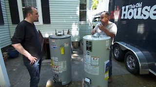 Watch Ask This Old House Season 15 Episode 5 - Water Heater, Home O... Online