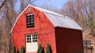 Watch Rehab Addict Season 8 Episode 4 - Red Barn Reborn Online