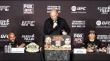 Watch UFC on FOX Season  - UFC on FOX 9: Post-Fight Press Conference Highlights Online