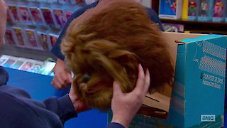 Watch Comic Book Men Season 5 Episode 1 - Wookiee Fever Online