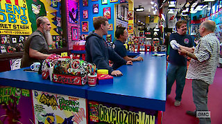 Watch Comic Book Men Season 5 Episode 9 - Suburban Cowboys Online