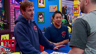 Watch Comic Book Men Season 5 Episode 10 - Tell 'Em, Jim Lee! Online