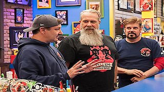 Watch Comic Book Men Season 6 Episode 8 - Stash Troopers Online
