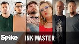Watch Ink Master - The Finalists on the Ink Master Season 9 Finale | Ink Master: Shop Wars (Season 9) Online