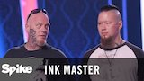 Watch Ink Master - Behind the Scenes w/ the Finalists | Ink Master: Shop Wars (Season 9) Online