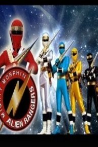 Power Rangers Alien Rangers