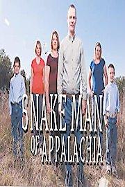 Snake Man of Appalachia
