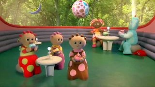 Watch In The Night Garden Season 5 Episode 15 - Pinky Ponk and the B... Online