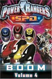 Power Rangers SPD (Space Patrol Delta)