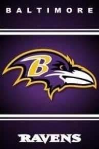 NFL Follow Your Team - Baltimore Ravens
