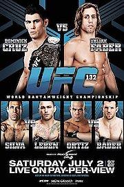 UFC 132: Cruz vs. Faber