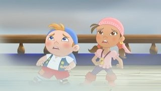Watch Jake and the Never Land Pirates Season 4 Episode 4 - Mystery of the Might... Online