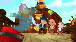 Watch Jake and the Never Land Pirates Season 4 Episode 6 - Phantoms of Never-Ne... Online