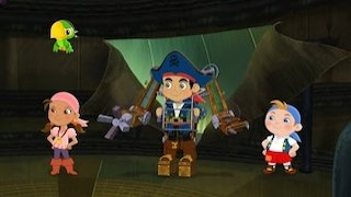Watch Jake and the Never Land Pirates Season 4 Episode 11 - The Creature of Doub... Online