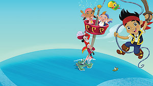 Watch Jake and the Never Land Pirates Season 4 Episode 13 - Pirate Princess's Bi... Online