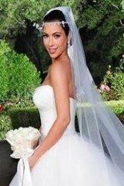 Kim's Fairytale Wedding: A Kardashian Event