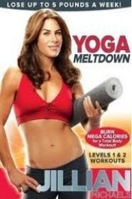 Jillian Michaels: 6 Week Six-Pack and Yoga Meltdown