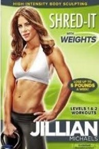 Jillan Michaels: Shred-It With Jillian