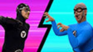 Watch The Aquabats Super Show Season 2 Episode 5 - Anti-Bats! Online