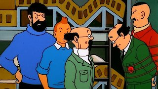 Watch The Adventures of Tintin Season 3 Episode 12 - Explorers on the Moo... Online