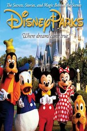 Disney Parks: Disneyland Resort: Behind the Scenes
