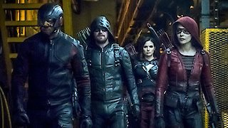 Watch Arrow Season 6 Episode 16 - The Thanatos Guild Online
