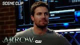 Watch Arrow - Arrow | The Ties That Bind Scene | The CW Online
