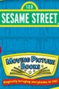 Sesame Street Moving Picture Books