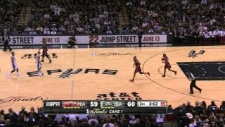 Watch NBA Finals Season 2014 Episode 1 - Miami Heat at San An... Online