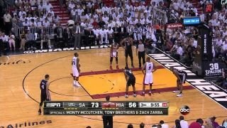 Watch NBA Finals Season 2014 Episode 3 - San Antonio Spurs at... Online