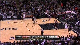 Watch NBA Finals Season 2014 Episode 5 - Miami Heat at San An... Online