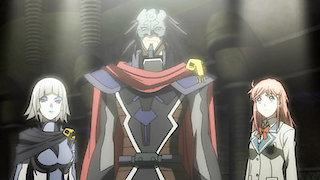 Watch Bodacious Space Pirates Season 1 Episode 25 - The Pirate's Council... Online