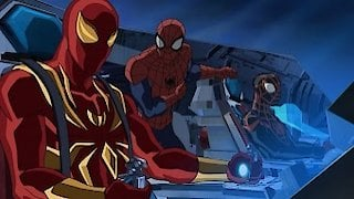 Watch Ultimate Spider-Man Season 4 Episode 11 - The New Sinister Six... Online