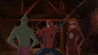 Watch Ultimate Spider-Man Season 4 Episode 12 - Agent Web Online