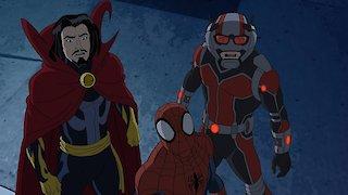 Watch Ultimate Spider-Man Season 4 Episode 20 - Strange Little Hallo... Online