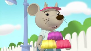 Watch Bananas in Pyjamas Season 2 Episode 50 - The Greedy Rat Online