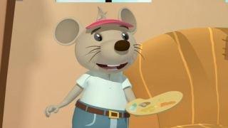 Watch Bananas in Pyjamas Season 2 Episode 48 -  Rat the Artist Online